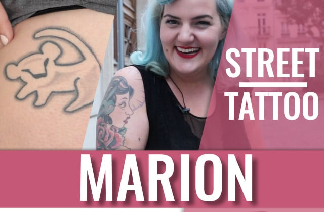 Street Tattoos — Laurie la pin-up