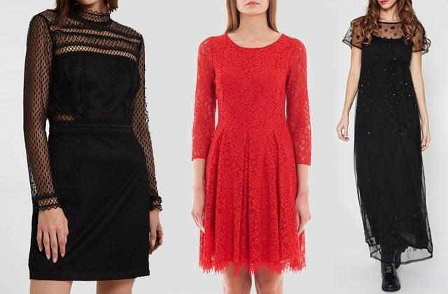 12 robes pour rayonner pendant les fêtes