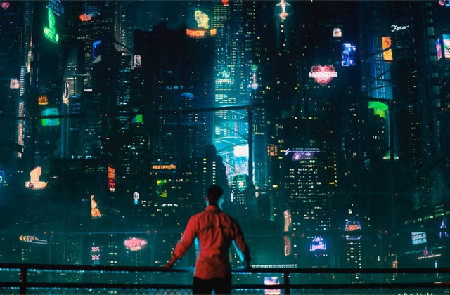 Altered Carbon - La nouvelle série SF de Netflix !