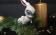 Deviens un super-héros exemplaire grâce à la figurine de lapin masqué de BenjaminLacombe