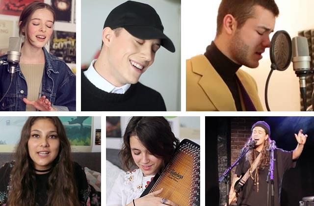 Le gratin des sessions acoustiques madmoiZelle de 2017 réunies en une playlist