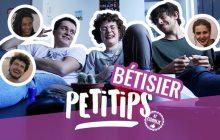 Bêtisier des PETITIPS — Énormes barres 2 rire