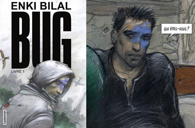 Pourquoi il faut lire Bug, la nouvelle pépite angoissante d'Enki Bilal