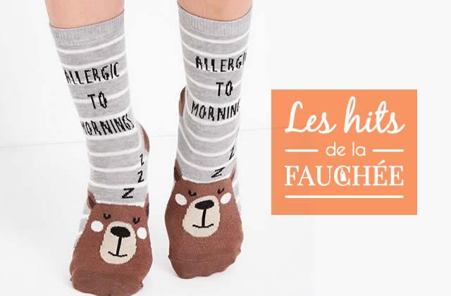 Des jolies chaussettes aux pieds—Les 10 Hits de la Fauchée #256