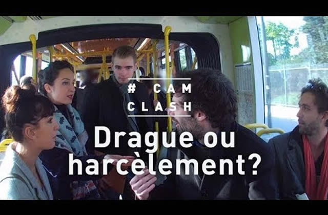 Drague ou harcèlement ? Cam Clash pose la question