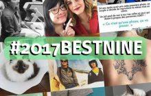Comment faire son #2017BestNine sur Instagram?