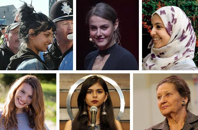 Ces femmes qui ont donné de la voix et ouvert des voies en 2017