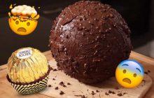 La recette du Ferrero Rocher géant, pour une crise de foie de Noël