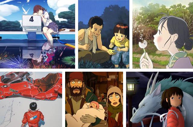 7 superbes films d'animation japonaise, pour rêver comme des enfants