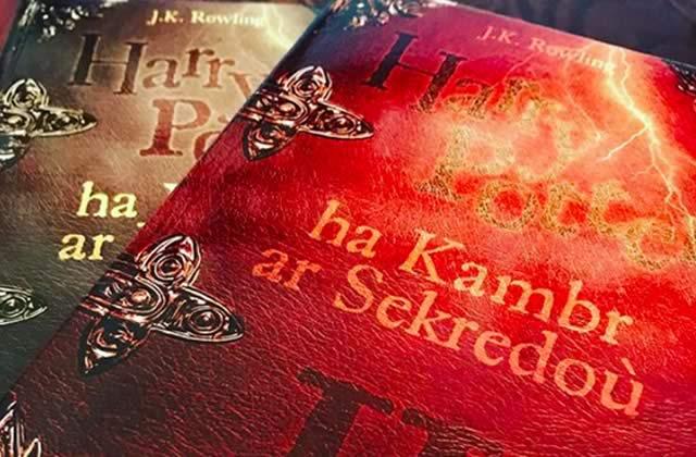 Harry Potter est traduit en breton et passez-moi ce verre de Cidreaubeurre