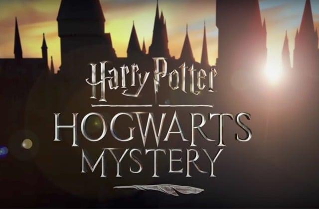 Le jeu mobile Harry Potter:Hogwarts Mystery a sa bande-annonce qui vous invite à Poudlard!