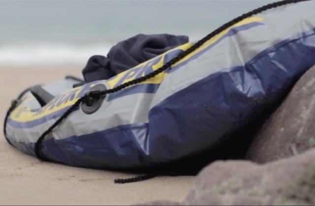 Je suis une mer sans rivage, un court-métrage dramatiquement actuel sur la crise des réfugiés