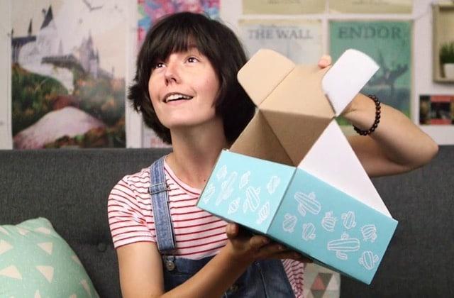 Comment (te faire) offrir la box madmoiZelle à Noël?