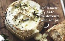 Recette de velouté au camembert et pommes de terre