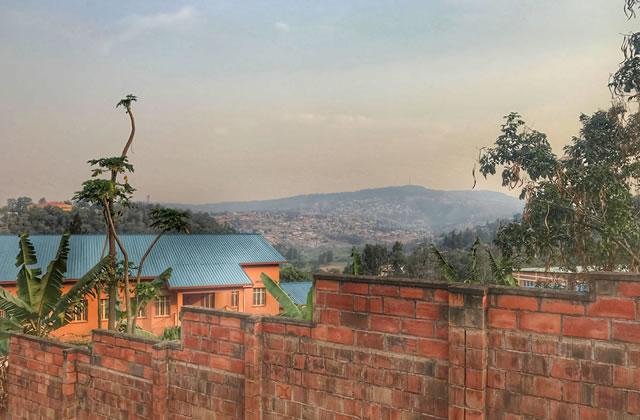 Kigali, porte d'entrée au continent africain – Carte postale du Rwanda