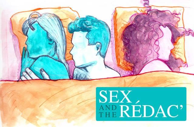Du sexe sur un coup de tête et une allergie qui empêche de pécho dans Sex&the Rédac#10