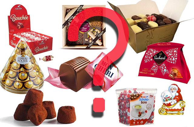 Top 10 indiscutable des meilleurs chocolats de Noël