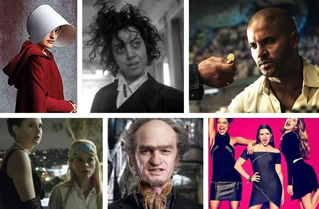 Le top 9 des nouvelles séries de 2017
