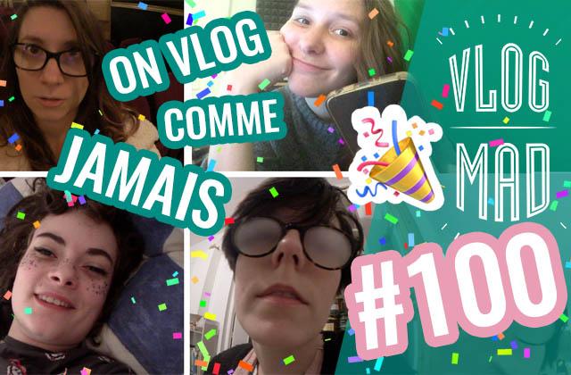 VlogMad n°32—Margaux change de look, nouilles sautées au canard et capotes incassables