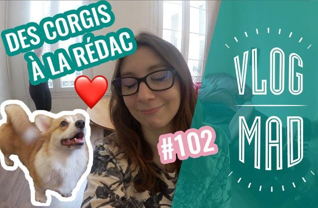 VlogMad n°65—Box, grosses soirées et nouvelle caméra