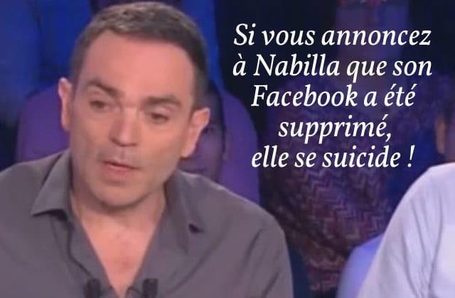 Yann Moix VS Nabilla, déferlante de mépris saupoudrée de mauvaise foi