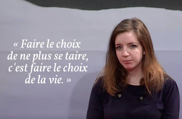 Zoé, 16 ans, parle de l'agression sexuelle dont elle a été victime dans un puissant témoignage