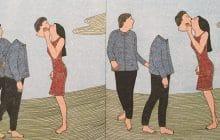 Les amours suspendues, une BD étonnante et intense sur la fidélité et le souvenir