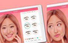 L'outil virtuel pour tester de nouveaux sourcils sans pince à épiler