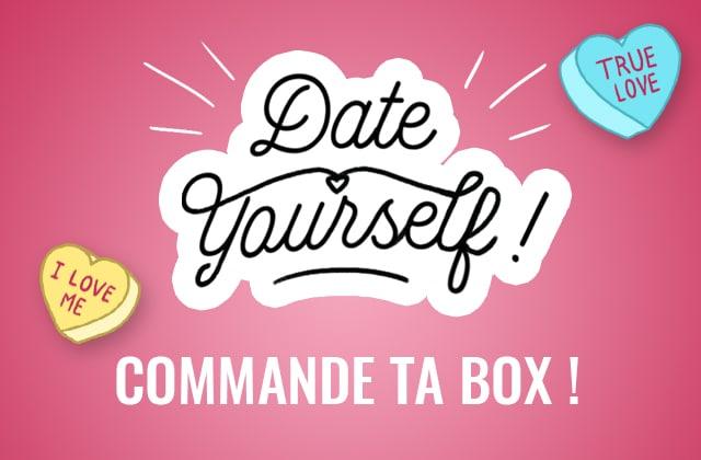 [BOX] «Date yourself» avec la box madmoiZelle de février!
