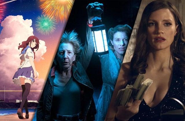 3 films à voir cette semaine, entre blockbuster horrifique et poésie japonaise !