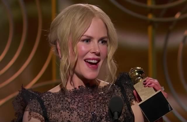 Voici le palmarès complet des Golden Globes 2018 !