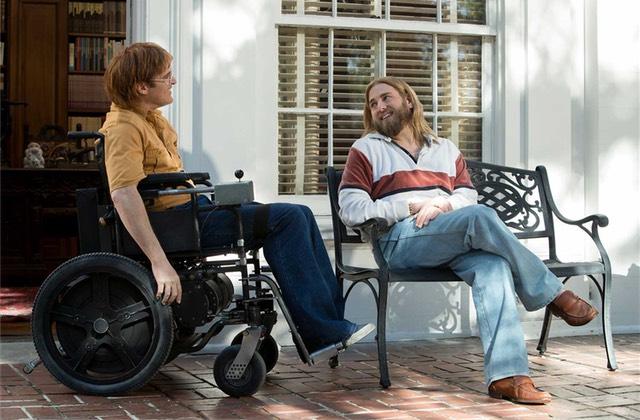 Le trailer du nouveau Gus Van Sant présente Joaquin Phoenix en fauteuil roulant