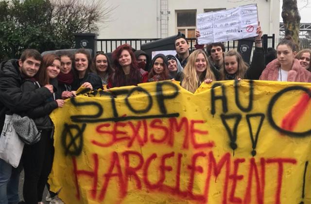 Des lycéennes luttent contre le harcèlement sexuel, et ça porte ses fruits !