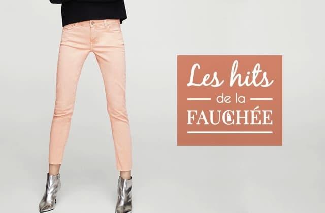 Sélection de jeans en soldes!—Les 10 Hits de la Fauchée #259