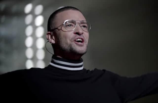 Justin Timberlake et son robot dansant font le show dans le clip de «Filthy»