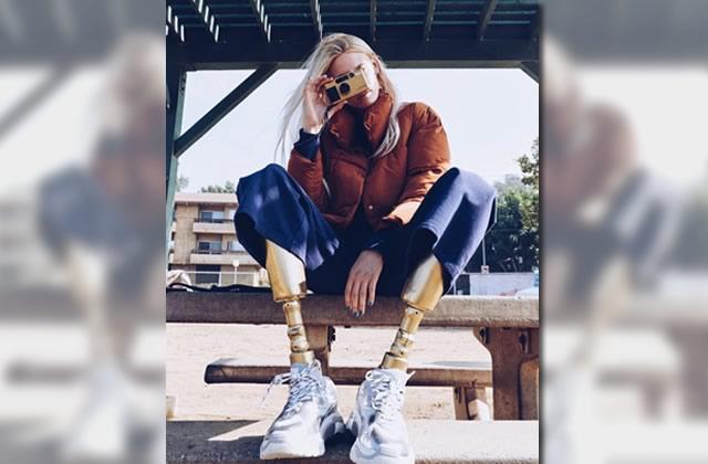 Des nouvelles de Lauren Wasser, la mannequin amputée suite au Syndrome du Choc Toxique
