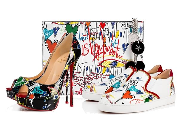 nouvelle collection chaussures louboutin