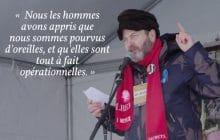Nick Offerman, symbole de masculinité, parle de #MeToo aux hommes