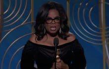 Le discours d'Oprah aux Golden Globes 2018, puissant, solennel et plein d'espoir