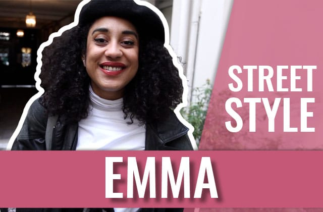 Street Style – Emilie, 24 ans