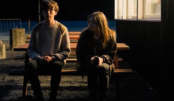 THE END OF THE F***ING WORLD, nouvelle série Netflix [Actus Séries TV]