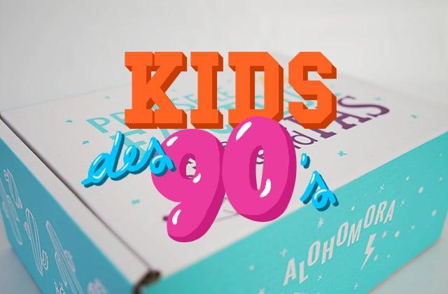 Retour vers les années 90 avec la box madmoiZelle en gifs animés