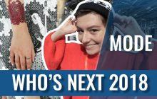 Quatre créatrices de mode à découvrir, rencontrées au Who's Next 2018