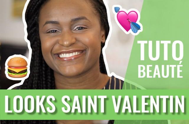 Trois idées de maquillage de Saint-Valentin pour un look chaud caliente