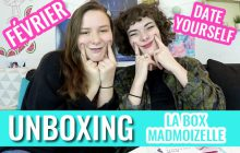 [BOX] Charlie & Louise se chopent avec la box madmoiZelle de février