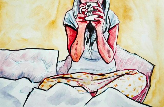 Comment j'ai réappris à vivre seule, même si ça me terrifiait—Carnet de rupture #3