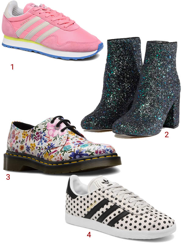 chaussures stylées hiver 2018