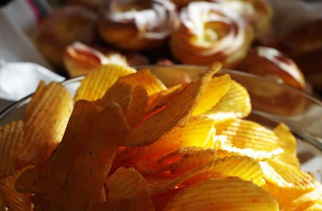 Enfin des chips pour femmes, on n'a plus besoin de bouffer du céleri!