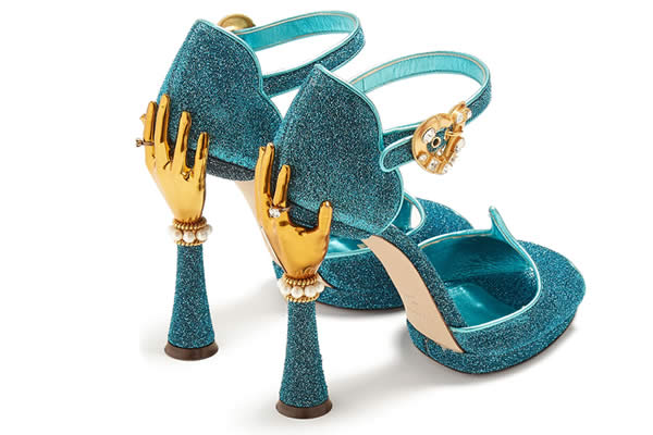 Dolce   Gabbana, chaussures du printemps été 2018 c99f44fbff77