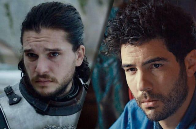 Le casting de Game of Thrones si c'était une série française (avec un énorme budget)